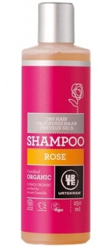 Urtekram Rose šampon 250ml