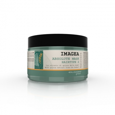 Elgon Green IMAGEA Absolute Maska 200ml