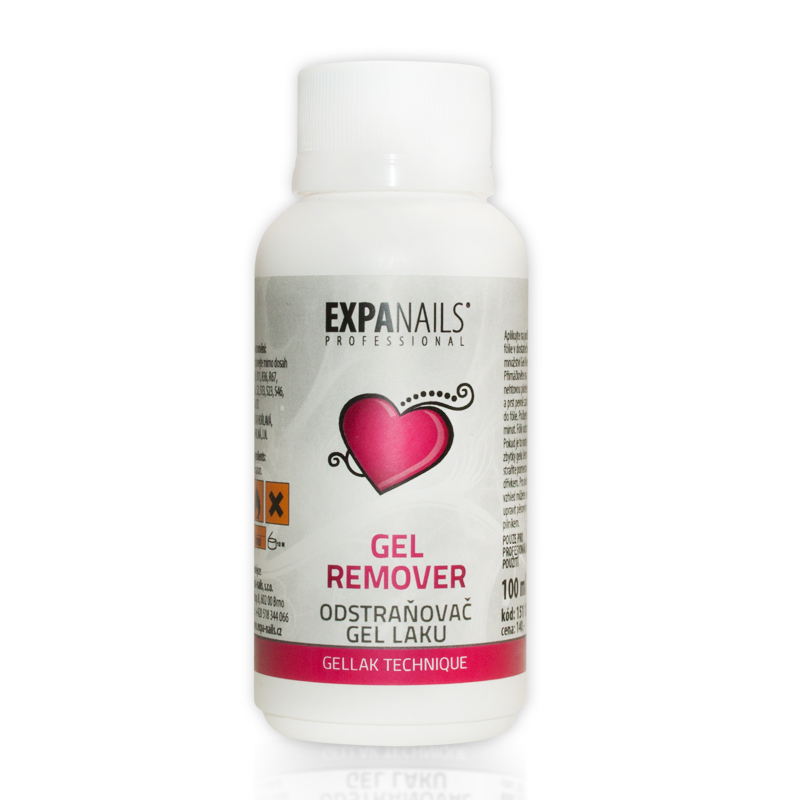 ExpaNails Gel Remover 100ml